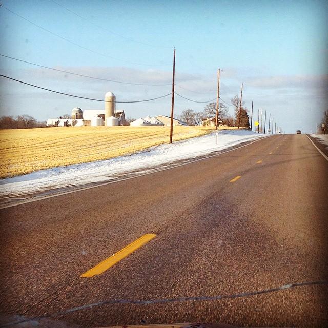 open road xmas